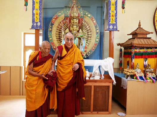 H.H Dalai Lama Teaching