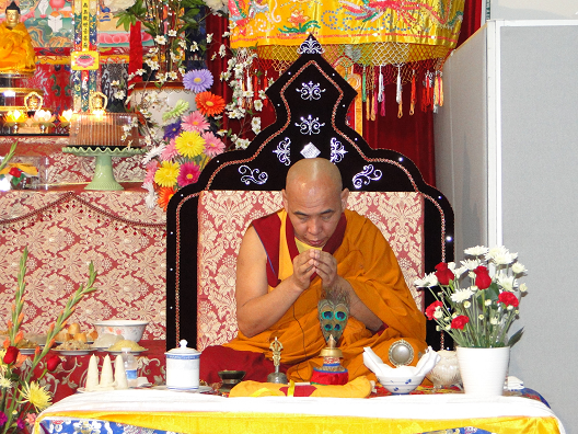 Dharma Teaching in San Jose