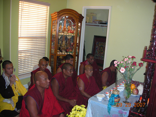 Dharma Teaching in SJ